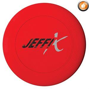 """Plastic frisbee, 11"""""""