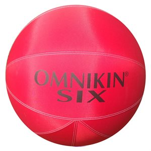 OMNIKIN® SIX ball, red