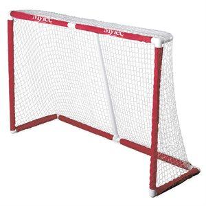 """PVC hockey goal, 54"""" x 44"""" x 24"""""""