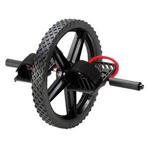 Abdominal training wheel