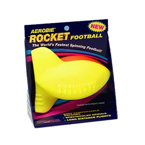 """Aerobie rocket football 6"""""""
