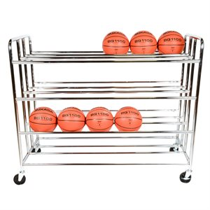 4 double row ball cart
