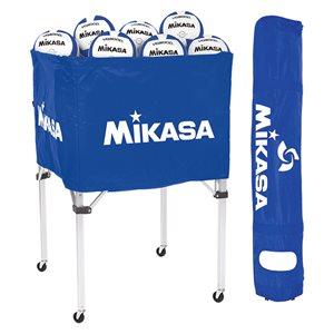 Collapsible ball cart Mikasa