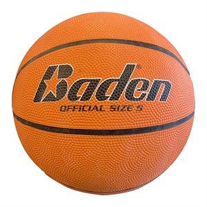 Rubber basketball, outdoor, #5