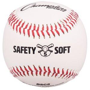 12 soft baseballs