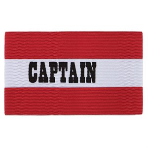 Adult captain armband, red