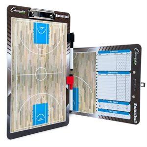 Coaches clipboard, basketball