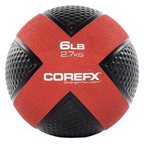 COREFX adherent medicine ball