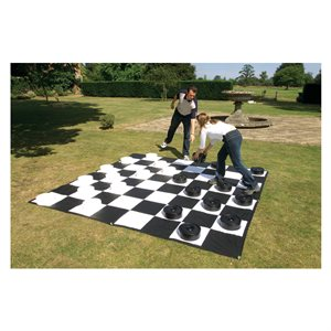 Medium sized checkers set