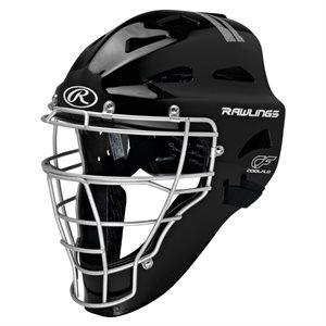 SR baseball catcher's helmet / mask