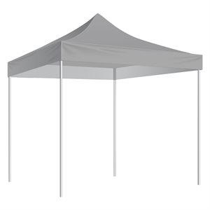 10'x10' shelter, grey