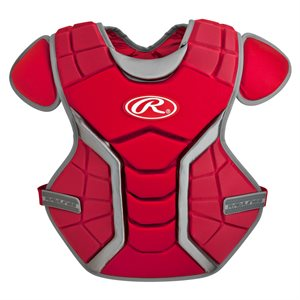 Catcher's chest protector, 15""