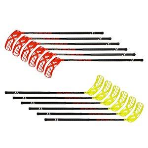 12 Floorball DEFENDER Stick