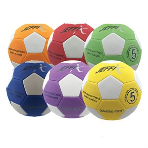 6 DIAMOND-TECH™ soccer balls