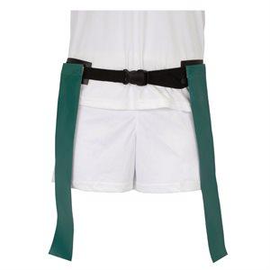 Flag football belt, green