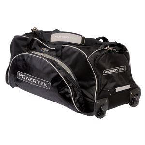 Equipment bag on wheels