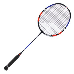 Babolat Badminton racquet, steel shaft