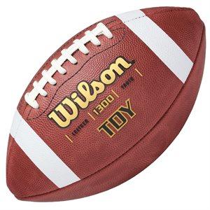Wilson leather football