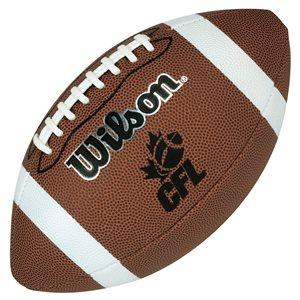 Wilson official CFL football