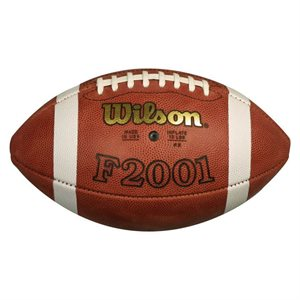Wilson official OUA leather game ball