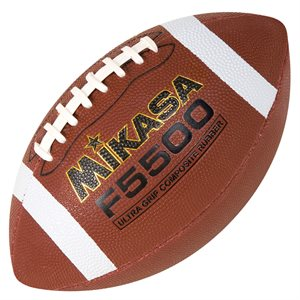 Mikasa composite rubber football