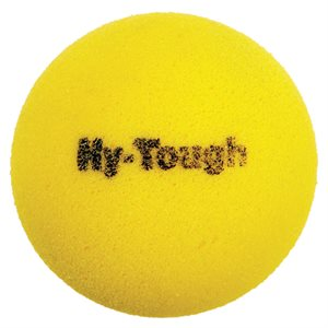 High rebound foam tennis ball, 4""