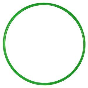 Flat hoop, green