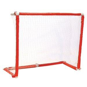 "Foldable hockey goal with net, 54""x44"""