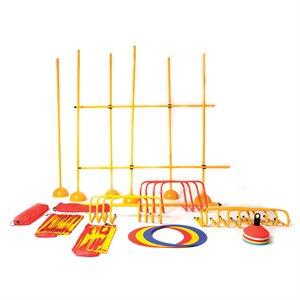 Fitness equipment kit
