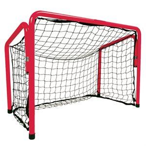 Foldable floorball goal