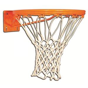 Heavy duty basketball rim