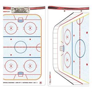 Smartcoach Pro hockey clipboard