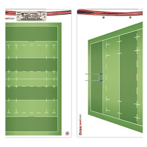 Smartcoach Pro rugby clipboard