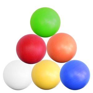 Bouncy juggling ball