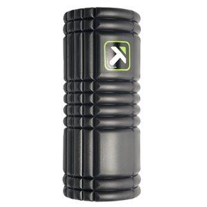 """GRID foam roller, 13"""" black"""