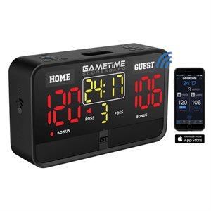 LED portable scoreboard