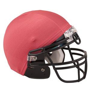 12 helmet covers, red