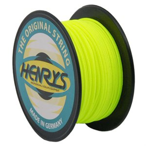 Replacement twine for diabolo, 25m, yellow