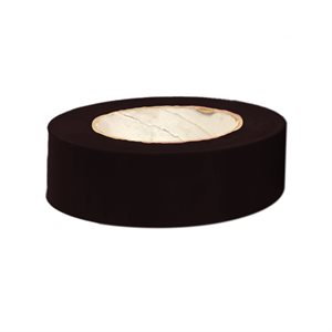 "Heavy vinyl tape, 1 ½"" x 180', black"