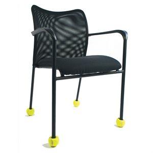 4 pre-cut tennis balls for chairs