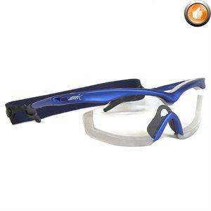Protective glasses w / nylon frame, SR