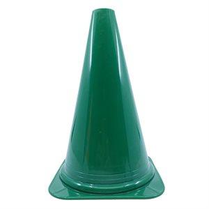 Vinyl cone, green