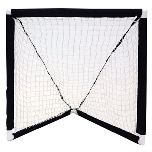 Miniature lacrosse goal, 3'x3'