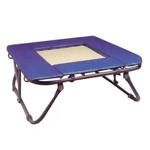 Adjustable mini-trampoline