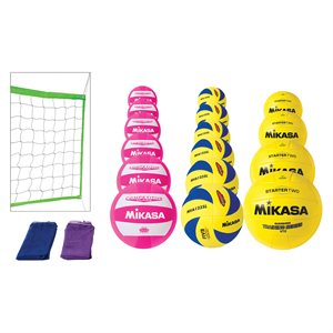 JR mini volleyball set