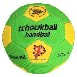 Official tchoukball