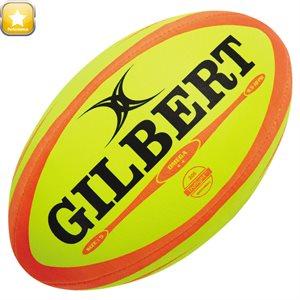 Rugby match ball