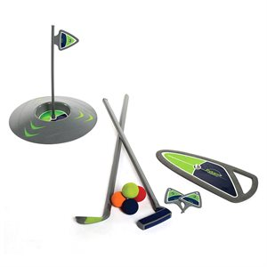 1-hole golf set, Elementary School