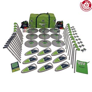 9-hole golf set, elementary school