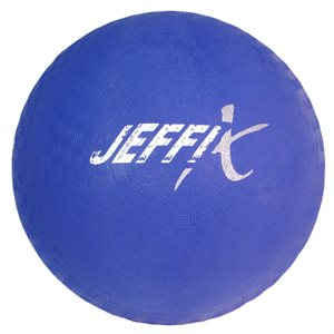 "Playground rubber ball, 10"""